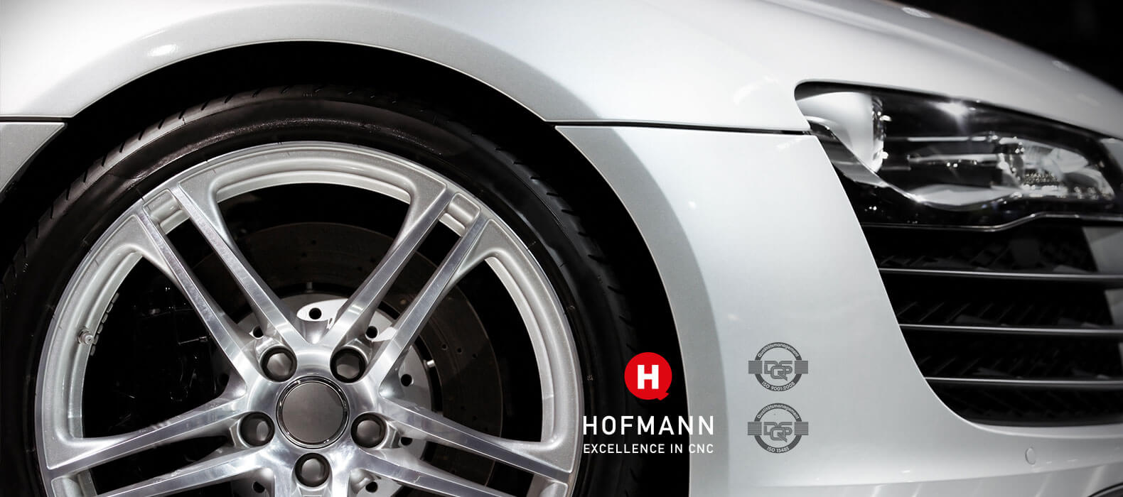 Hofmann CNC · Automotive · E-Technik
