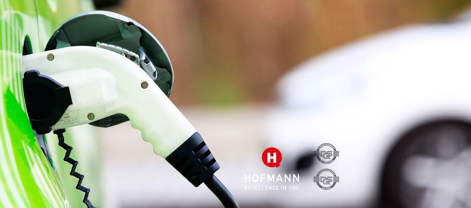 Hofmann CNC · Automotive · E-Technik