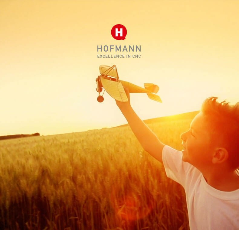 Hofmann CNC Imagefilm