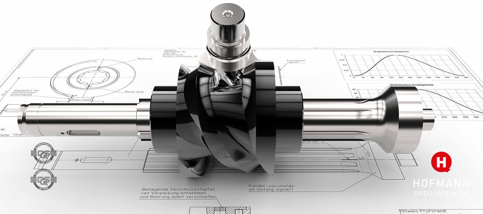 Hofmann CNC CAD CAM
