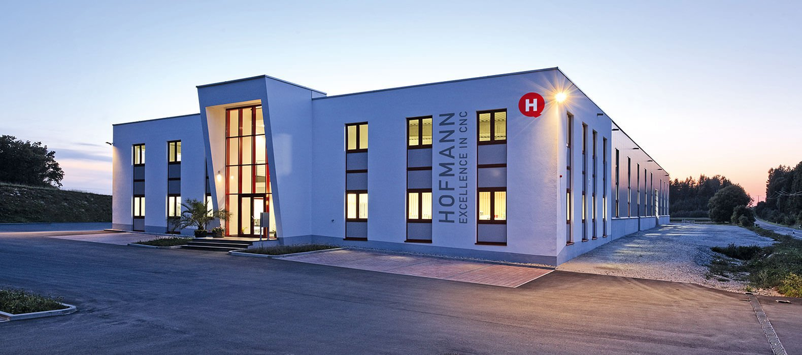 Hofmann CNC · Gräfenberg · Unternehmensgeschichte