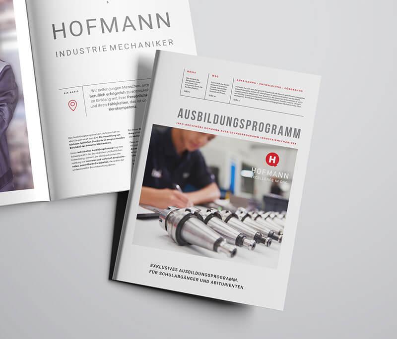 Hofmann CNC Ausbildung Industriemechaniker