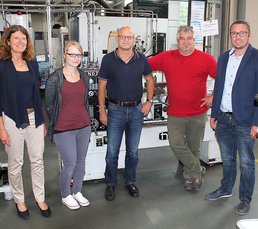 Hofmann Kooperation Mittelschule Kirchehrenbach
