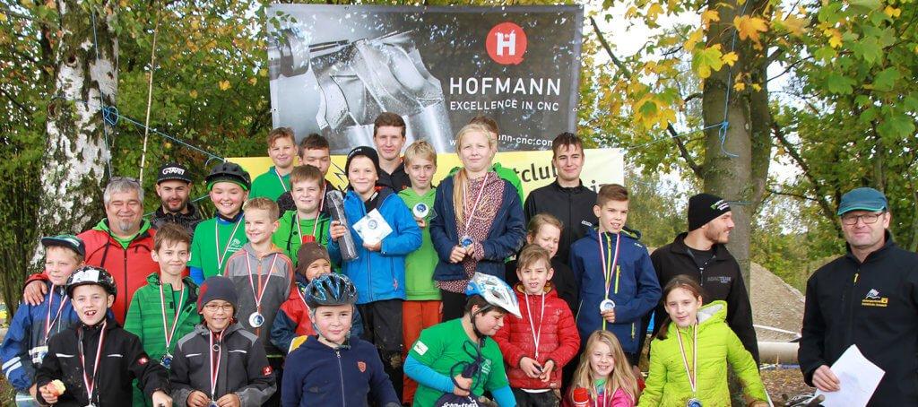 Hofmann CNC Jugendsponsoring MSC fränkische Schweiz
