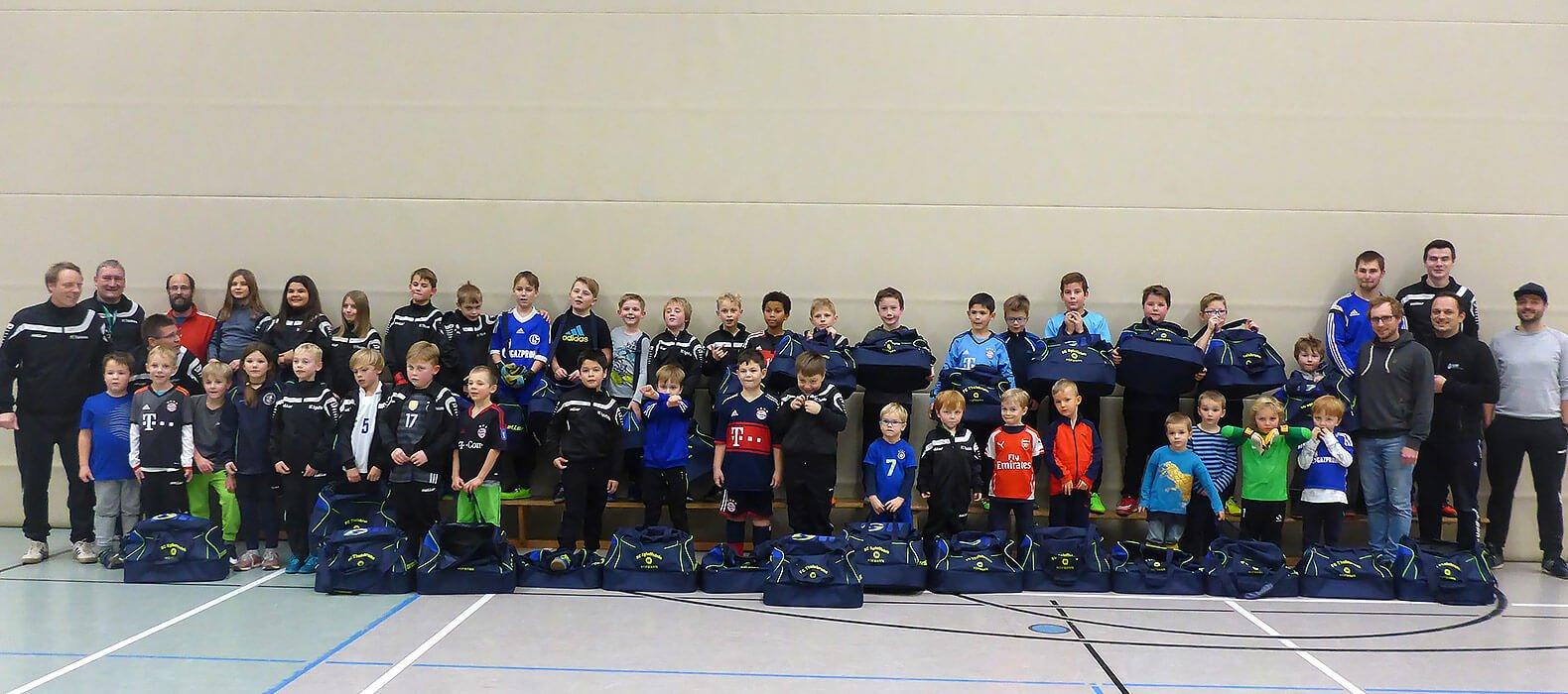 Hofmann CNC Sportsponsoring · FC Thuisbrunn SC Egloffstein