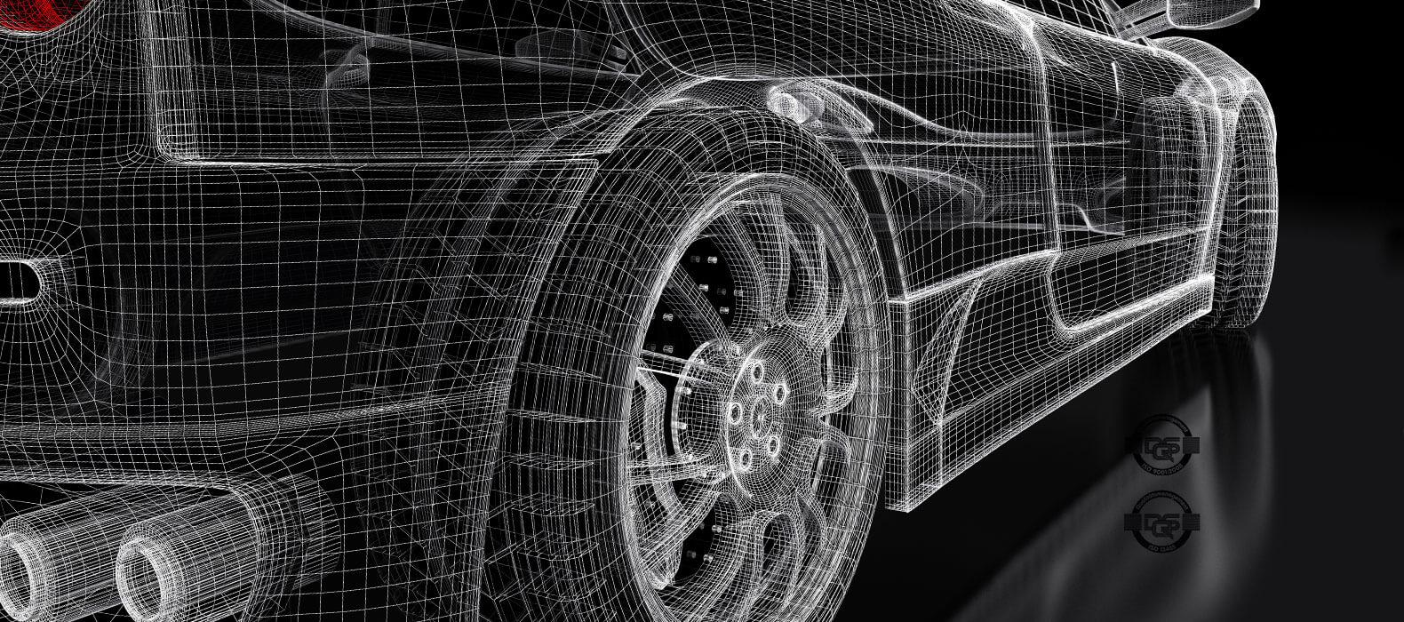 Titan-Bearbeitung · Hofmann CNC · Automotive