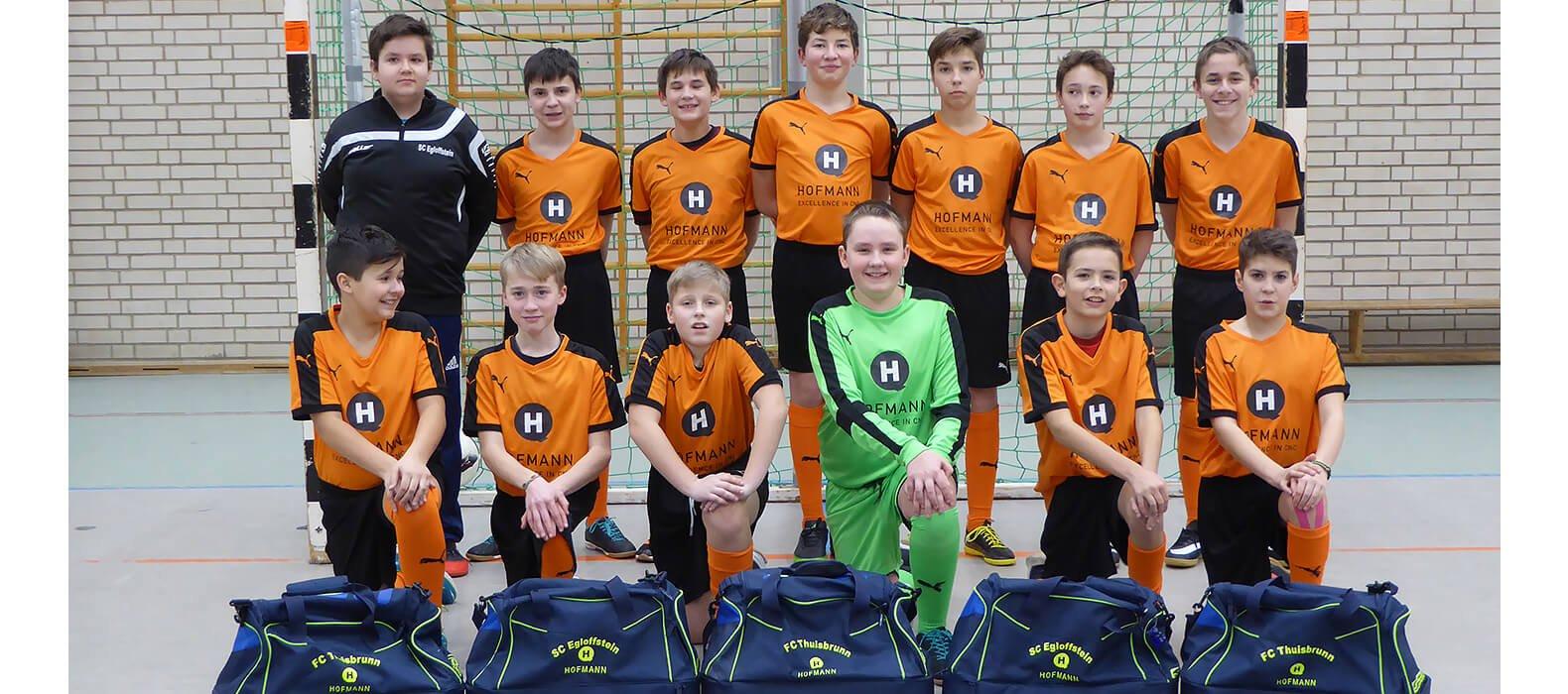 SG Thuisbrunn Egloffstein D-Jugend Trikots