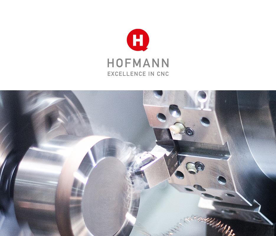 CNC Dreher/in · Hofmann CNC