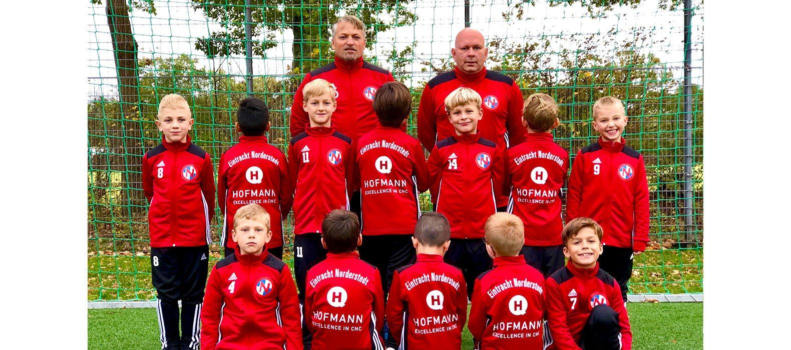 Hofmann CNC F-Jugend Eintracht Norderstedt