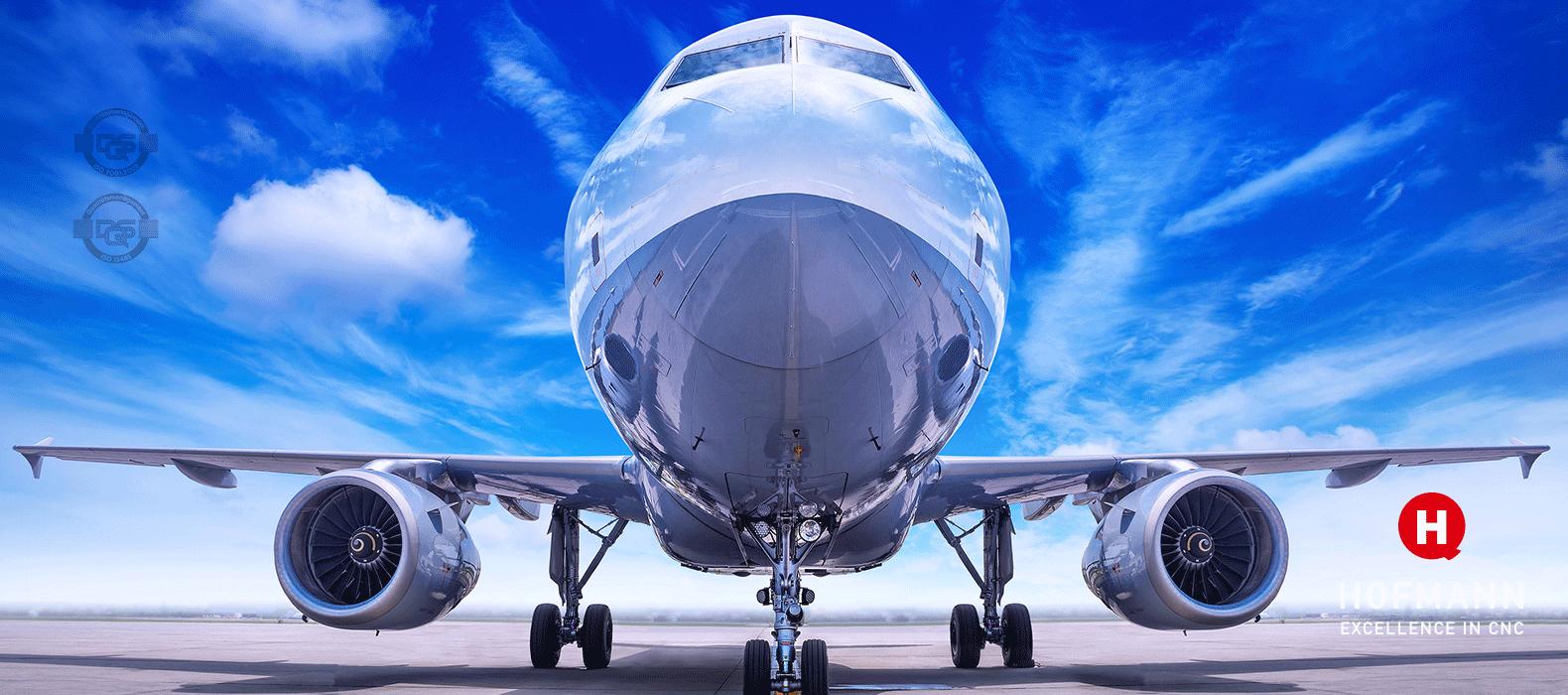 Hofmann CNC · Luftfahrt · Aviation · Aerospace