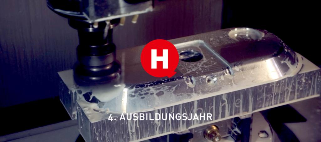 CNC Industriemechaniker Ausbildung Video Hofmann CNC
