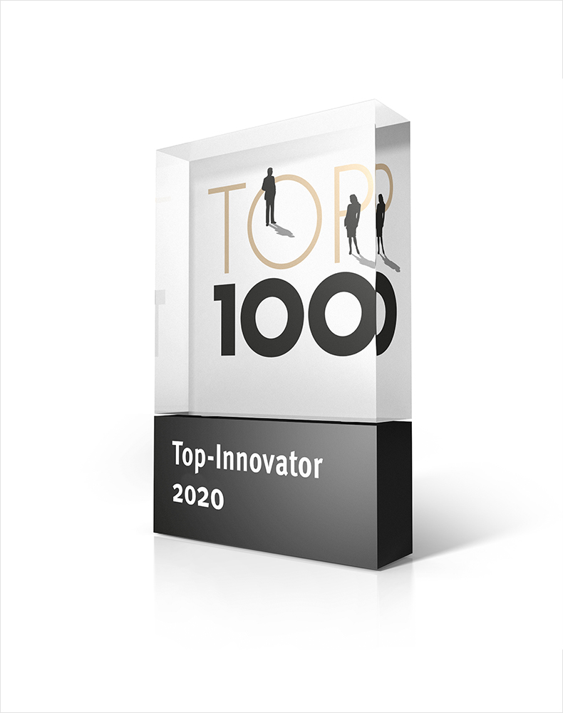Hofmann · Excellence in CNC · Top 100 Auszeichnung · Top Innovator 2020